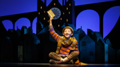 Ryan Foust in Broadway's Roald Dahl's Charlie and the Chocolate Factory