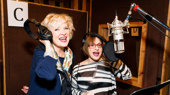 Yes, ladies! War Paint's Christine Ebersole and Patti LuPone are ready for their next take.