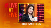 Broadway.com #LiveatFive with Cobie Smolders of Present Laughter