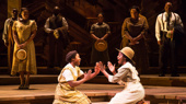 Original Broadway cast of The Color Purple