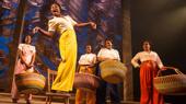 Original Broadway cast of The Color Purple