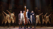 Touring company of Hamilton
