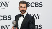 Oslo Standout Michael Aronov Wins His First Tony Award