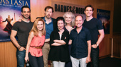 Christy Altomare, Derek Klena and the Stars of Broadway's Anastasia Sing Out at Barnes and Noble CD Signing
