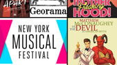 Matthew McConaughey, Motherfreakinghood! & More! Eight 2017 NYMF Shows We Can't Wait to See