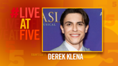 Broadway.com #LiveatFive with Derek Klena of Anastasia