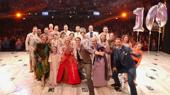 Christy Altomare, Derek Klena & the Cast of Anastasia Celebrate 100 Broadway Journeys