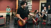 Rob Colletti, Lexie Dorsett Sharp & School of Rock's Kid Cast Get Ready to Roll on Tour