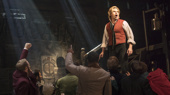 Matt Shingledecker as Enjolras in Les Miserables