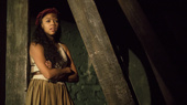 Phoenix Best as Eponine in Les Miserables