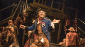 J Anthony Crane as Thenardier in Les Miserables