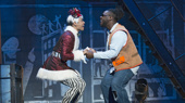 The national touring company of RENT