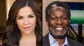 Lindsay Mendez Is Carrie Pipperidge in Carousel; John Douglas Thompson Also Joins Cast