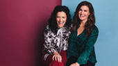 Six Glorious Takeaways from Idina Menzel & Cara Mentzel on Live at Five