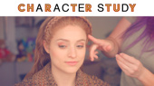 Journey into Anastasia's Process with Christy Altomare's Character Study