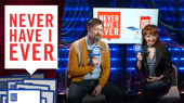 Ghosts, Gatorade and More! Anastasia's John Bolton & Caroline O'Connor Tell All in Never Have I Ever