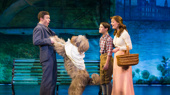Billy Harrigan Tighe, Sammy, Colin Wheeler & Lael Van Keuren in Finding Neverland