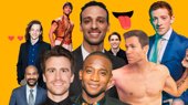 Culturalist Challenge: Who Is Broadway's Sexiest Man Alive of 2017?