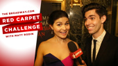 Get Out Your Berets for this Frenchtastic Red Carpet Challenge at the Opening Night of The Parisian Woman