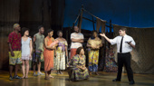 The touring company of The Book of Mormon