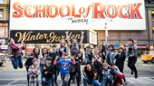 They're in the Band! School of Rock Welcomes a New Group of Talented Young Stars