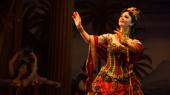 The touring company of The Phantom of the Opera