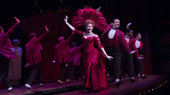 Bernadette Peters as Dolly Levi in Hello, Dolly!
