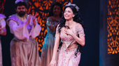 Arielle Jacobs Takes Her First Bow as Princess Jasmine