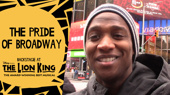 Backstage at The Lion King with Jelani Remy, Ep 6: Run the World