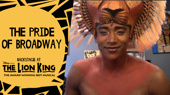 Backstage at The Lion King with Jelani Remy, Ep 7: Inspired!
