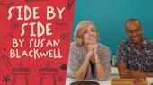 History Has Its Eyes on Hamilton Star Daniel Breaker's Foodie Skills on Side by Side