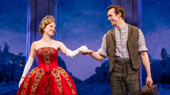 Watch Christy Altomare & Zach Adkins Belt Out a Tune Cut from Broadway's Anastasia