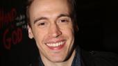 Madam Secretary Star Erich Bergen Makes Broadway Debut in Waitress