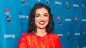Mean Girls' Barrett Wilbert Weed is three-time champion this year for winning Favorite Featured Actress in a Musical, Favorite Funny Performance and Favorite Onstage Pair with Grey Henson.