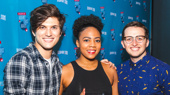 Name a better trio than Dear Evan Hansen's Alex Boniello, Phoenix Best and Will Roland. Go ahead, we'll wait.