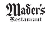 Mader's Restaurant