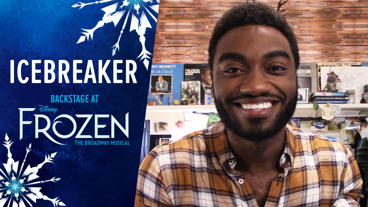 Backstage at Frozen with Jelani Alladin, Episode 5: Debut Dish