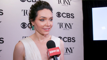 The Broadway.com Show: Katrina Lenk, Tony Shalhoub & More Tony Winners from The Band's Visit Discuss the Moving Musical's Clean Sweep