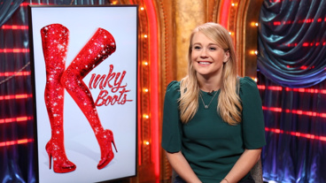 The Broadway.com Show: Carrie St. Louis Talks Strutting Her Stuff in Kinky Boots