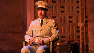The Broadway.com Show: The Band's Visit Film Star Sasson Gabay on Making His Broadway Debut in the Tony-Winning Tuner
