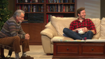 Learn About Broadway's Timely Production of <I>Straight White Men</I>, Starring Armie Hammer