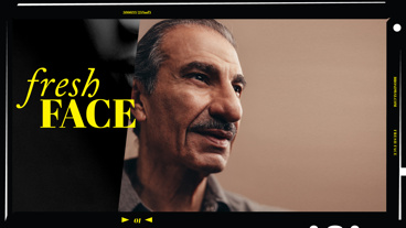 Fresh Face: Sasson Gabay of The Band's Visit