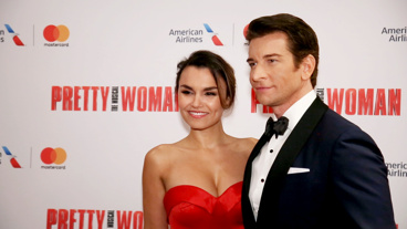 The Broadway.com Show: Samantha Barks, Andy Karl & More Talk Bringing Pretty Woman to the Great White Way on Opening Night