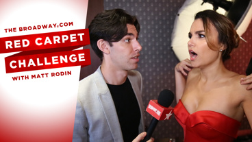 Adjectives Abound at the Opening Night of Pretty Woman in this Red Carpet Challenge