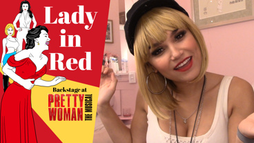 Backstage at Pretty Woman with Samantha Barks, Episode 2: Brit Test