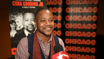 The Broadway.com Show: Oscar Winner Cuba Gooding Jr. on Tackling His First Broadway Musical, Chicago