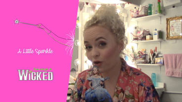Backstage at Wicked with Amanda Jane Cooper, Episode 3: Yes to the Dress!