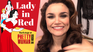 Backstage at Pretty Woman with Samantha Barks, Episode 8: Finale Treat!
