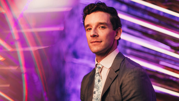 Michael Urie plays Arnold Beckoff.
