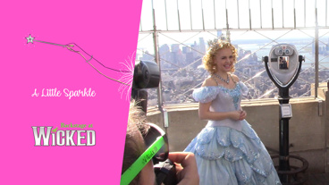 Backstage at Wicked with Amanda Jane Cooper, Episode 5: Lit!